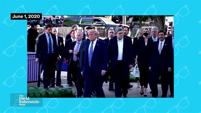 Gen. Milley Regrets Walking With Trump to Photo Op